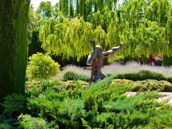 El jard n de las hesp rides en valencia for Jardin hesperides
