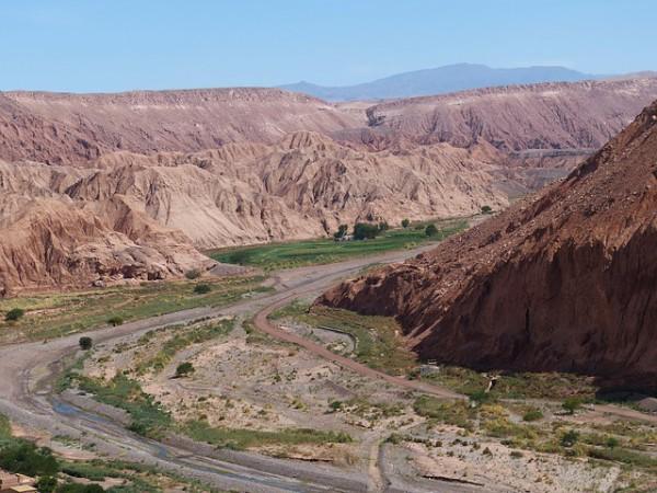 Chile presenta proyecto relacionado con el cicloturismo