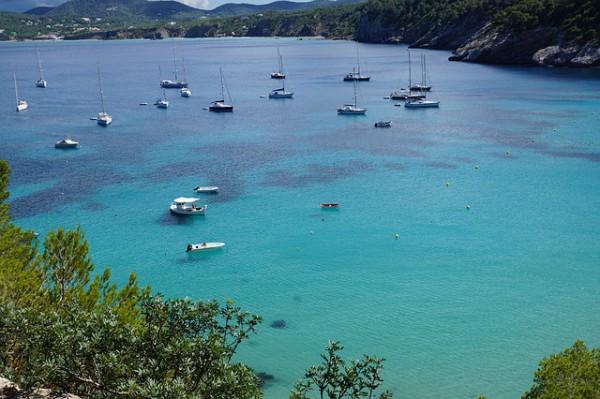 Datos de turistas internacionales en España en el mes de mayo