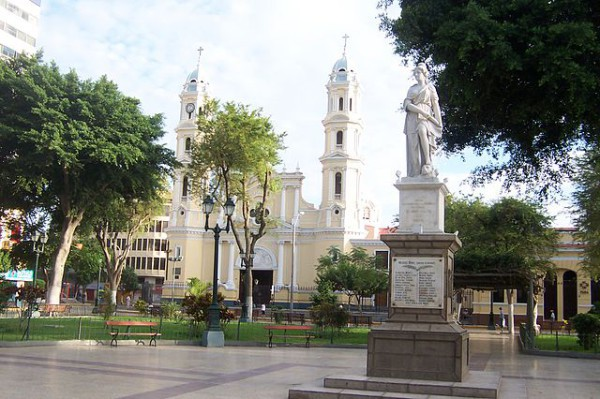 Nuevas rutas de Iberia en Perú