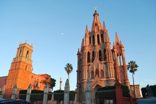 San Miguel de Allende, destino destacado en Travel + Leisure 2016
