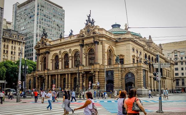 Los 5 lugares destacados para disfrutar en Sao Paulo