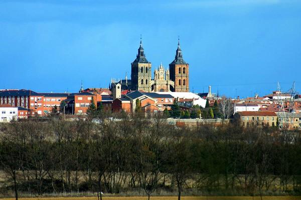 Astorga es uno de los municipios más bonitos de la provincia de León