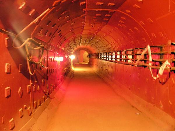 Bunker 42 es uno de los lugares curiosos de Moscú