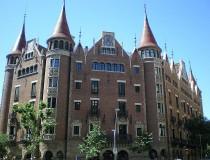 La Casa de les Punxes, en Barcelona, abierta para visitas