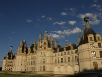 El Castillo de Chambord, joya de Francia