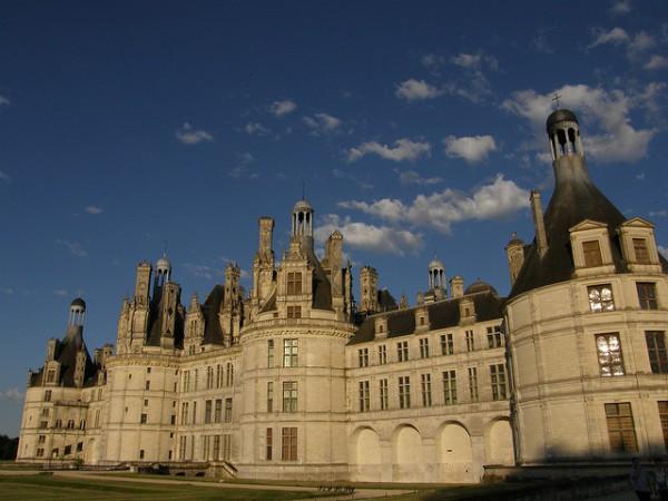 El Castillo de Chambord es una de las joyas de Francia