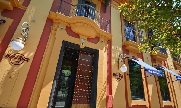 El de Sevilla es el séptimo Hard Rock Café en España