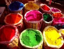 El Festival de los Colores, una de las fiestas más famosas del mundo