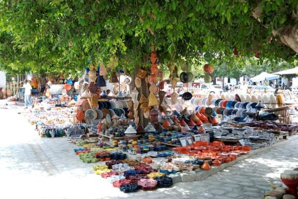 Mercado_Túnez