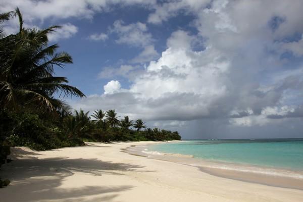 Playa Flamenco es el lugar más famoso de Isla Culebras
