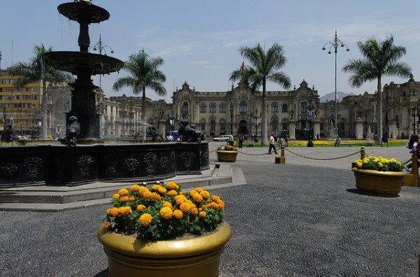 La Plaza Mayor es el rincón con más historia de Lima
