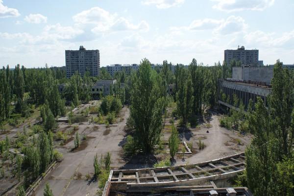 Pripyat es la ciudad fantasma más famosa del mundo