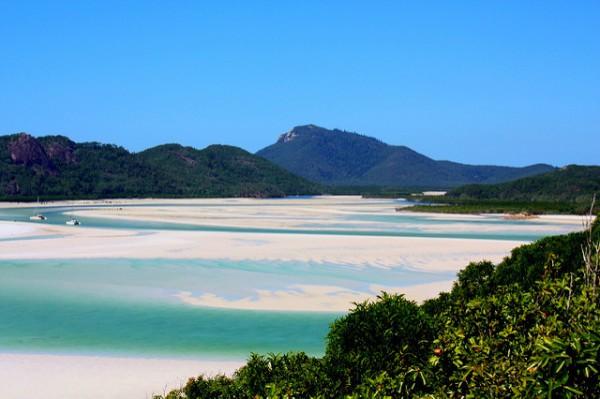 Whitehaven Beach es una de las playas más bonitas del mundo