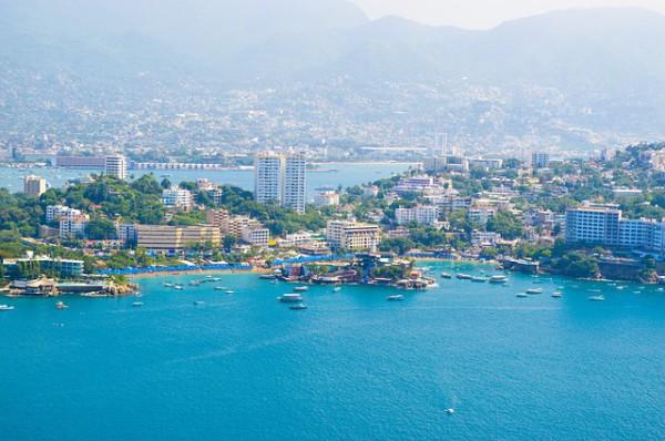 El sector turístico está preocupado por la seguridad en Acapulco