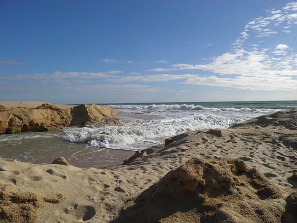 Playas para practicar surf en el Algarve