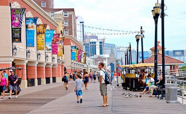 Las 5 visitas indispensables para conocer Atlantic City