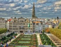 Desciende el turismo en Bruselas en julio