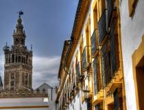 La calle de la Cabeza del Rey Don Pedro en Sevilla