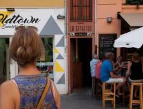 La fachada más estrecha de Europa está en Valencia