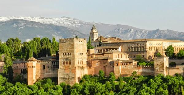 Datos turísticos de la provincia de Granada en 2016
