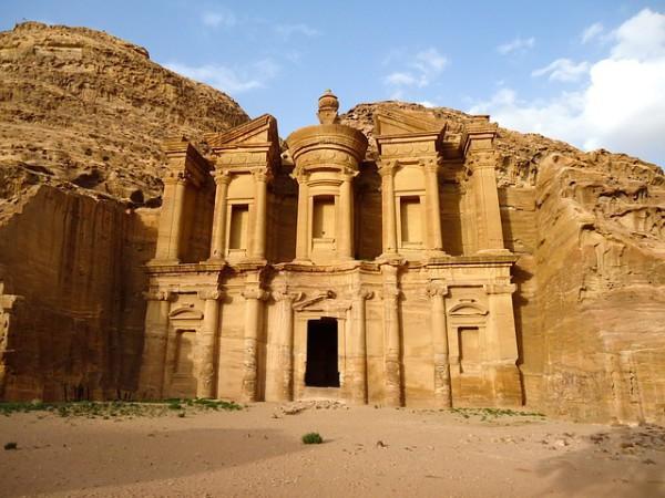 Planes de Jordania para fomentar el turismo