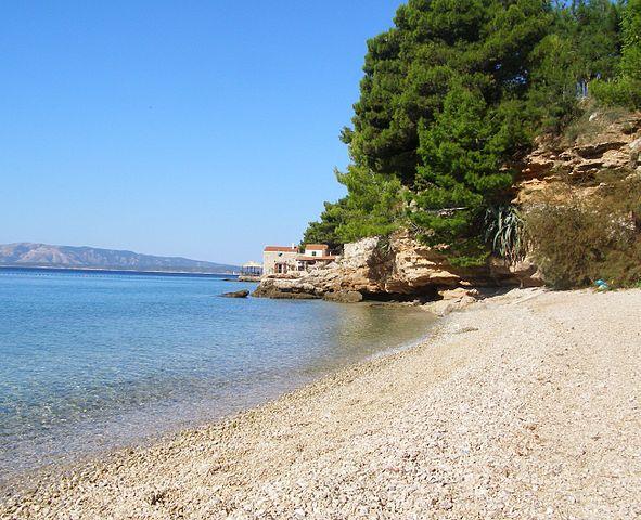 Las 5 playas para disfrutar en la región de Dalmacia Split