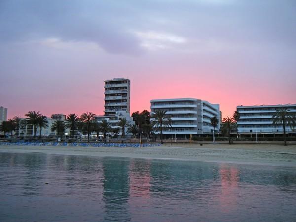 Datos de los establecimientos hoteleros españoles en julio