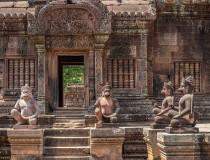 Camboya buscará atraer al turista senior