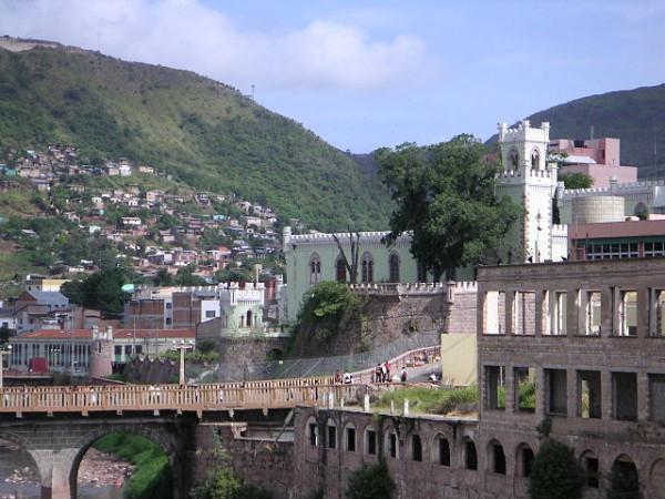 Las 7 visitas para disfrutar en Tegucigalpa