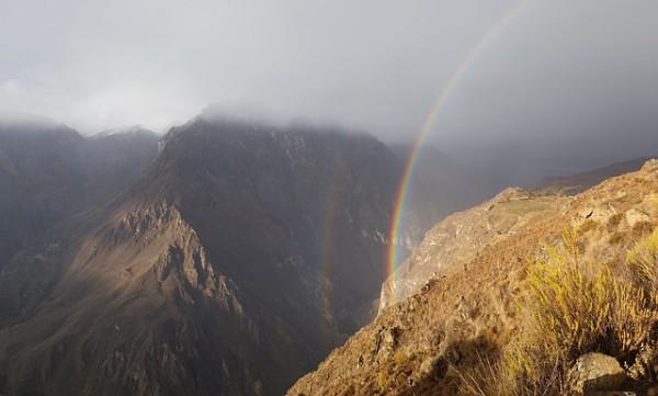 Los terremotos afectan al turismo en el Valle del Colca