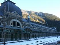 Las cinco estaciones de tren más bonitas de España