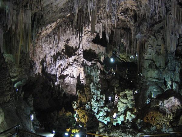 La Cueva de Nerja es una maravilla natural
