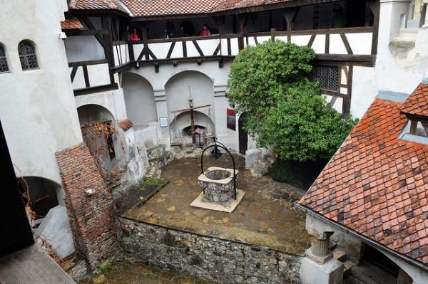El Castillo de Bran ha sido señalado erróneamente como el Castillo de Drácula