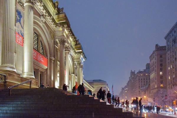 El MET de Nueva York es uno de los mejores museos del mundo
