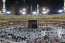 La Mezquita Sagrada de La Meca