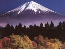 El Monte Fuji, lugar sagrado para los japoneses