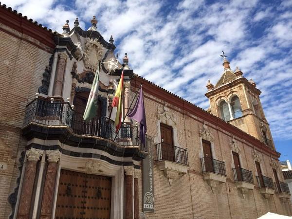 Algunos palacios de Écija son auténticas joyas barrocas
