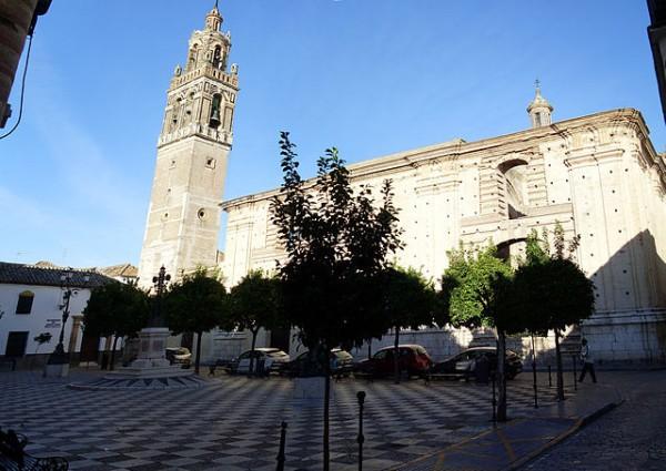 Écija es una ciudad con muchas iglesias y muchas torres