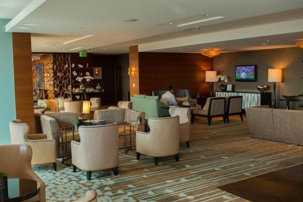 El Ritz Carlton es uno de los mejores hoteles de Los Angeles