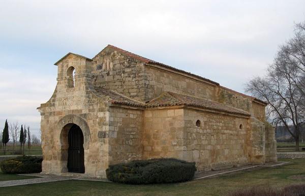 La iglesia de San Juan de Baños es la más antigua de España