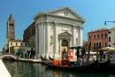 La Iglesia de San Barnaba, en Venecia