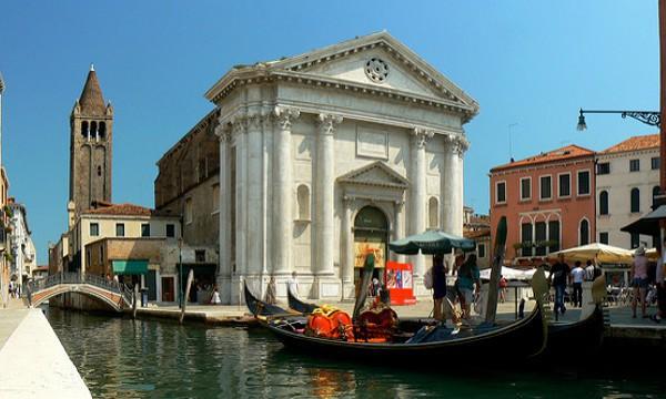 La Iglesia de San Barnaba, en Venecia, aparece en una película de Indiana Jones