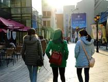 Los destinos preferidos por los turistas chinos