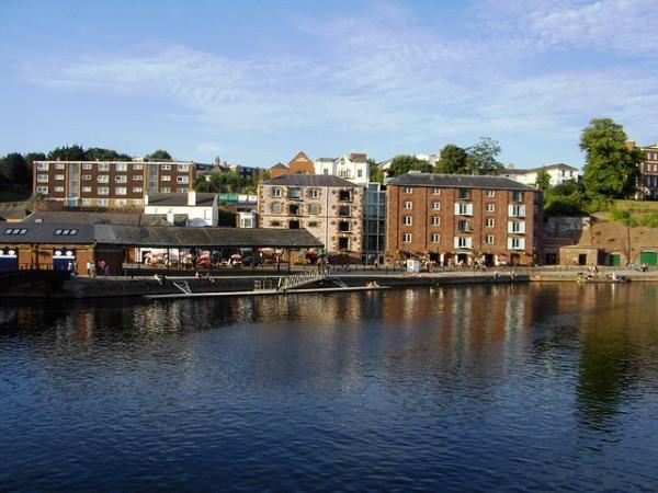 Las 6 visitas recomendables en Exeter