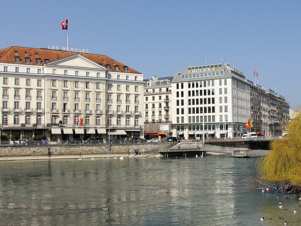 Las 6 visitas para conocer Ginebra