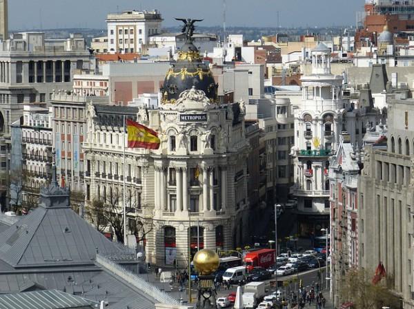 Madrid consiguió datos históricos de turismo en julio