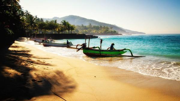 Aumenta la presencia de turistas en Bali