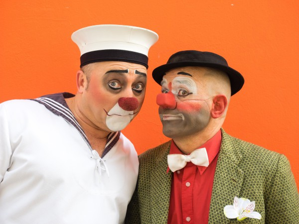 Festival Internacional de Pallassos de Cornellà