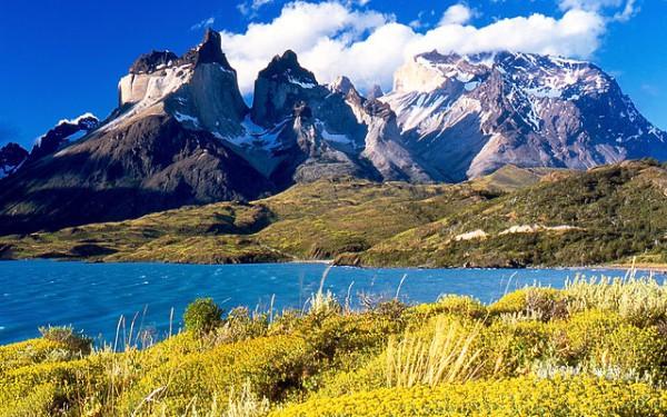 El Parque Torres del Paine de Chile exigirá reserva previa